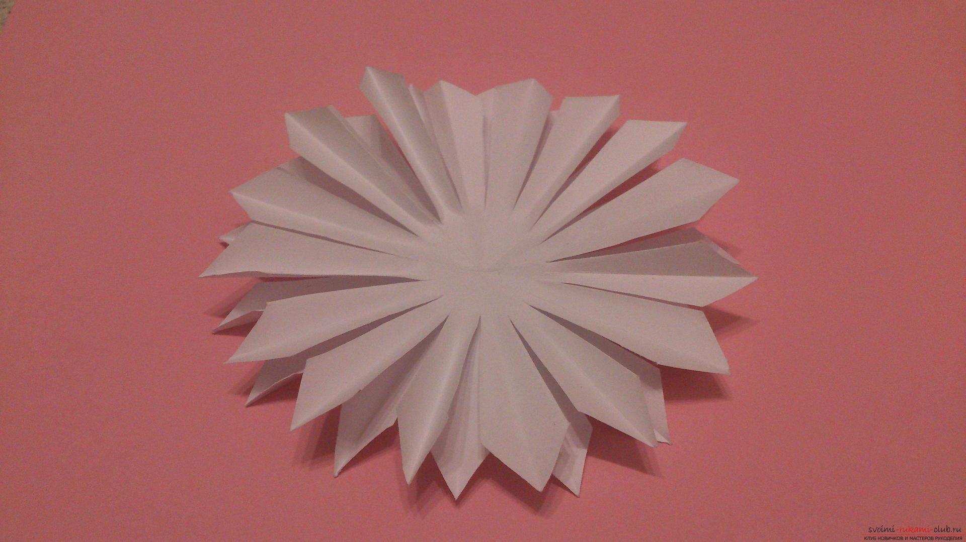 Поделки в технике бумагопластики очень разнообразны, предлагаем сделать картину из цветов, а цветы из бумаги изготовим своими руками.. Фото №7
