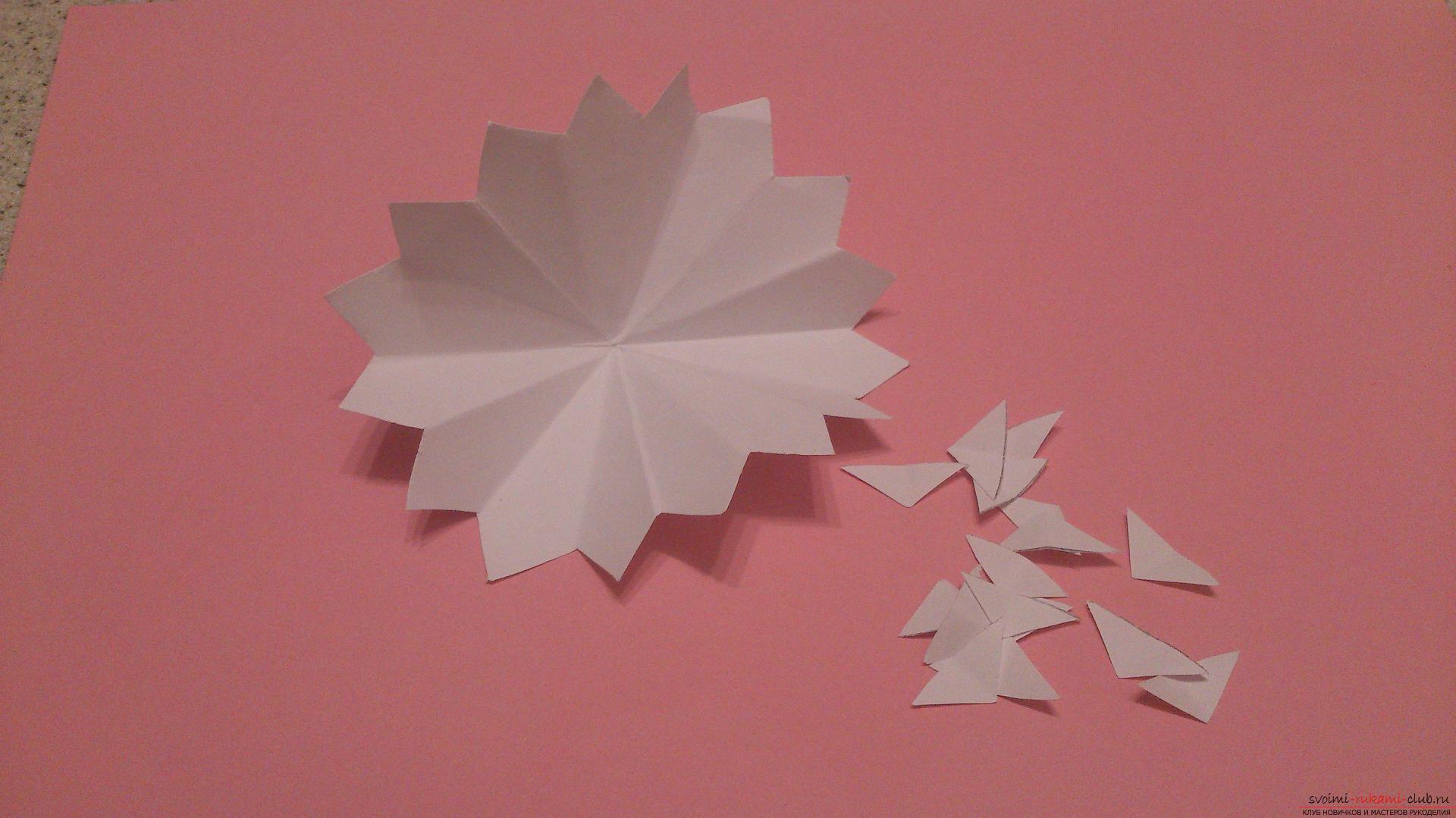 Поделки в технике бумагопластики очень разнообразны, предлагаем сделать картину из цветов, а цветы из бумаги изготовим своими руками.. Фото №4
