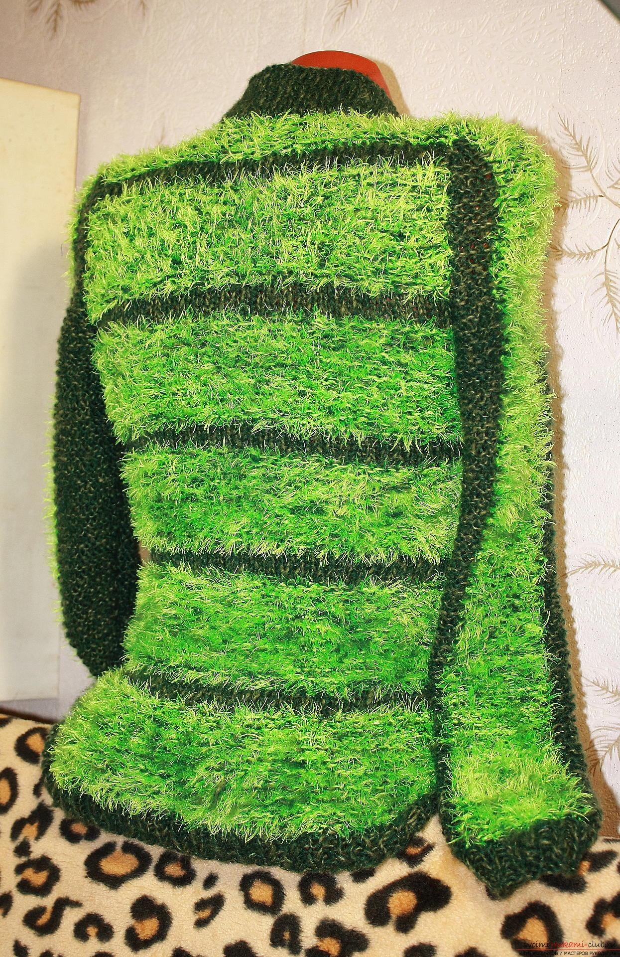Схема свитера для йорка спицами фото 240