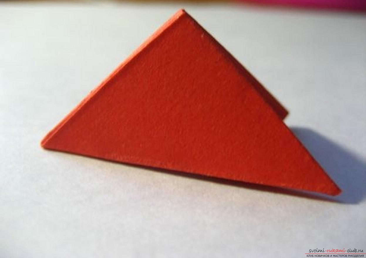 модульное оригами ромашка. Фото №35