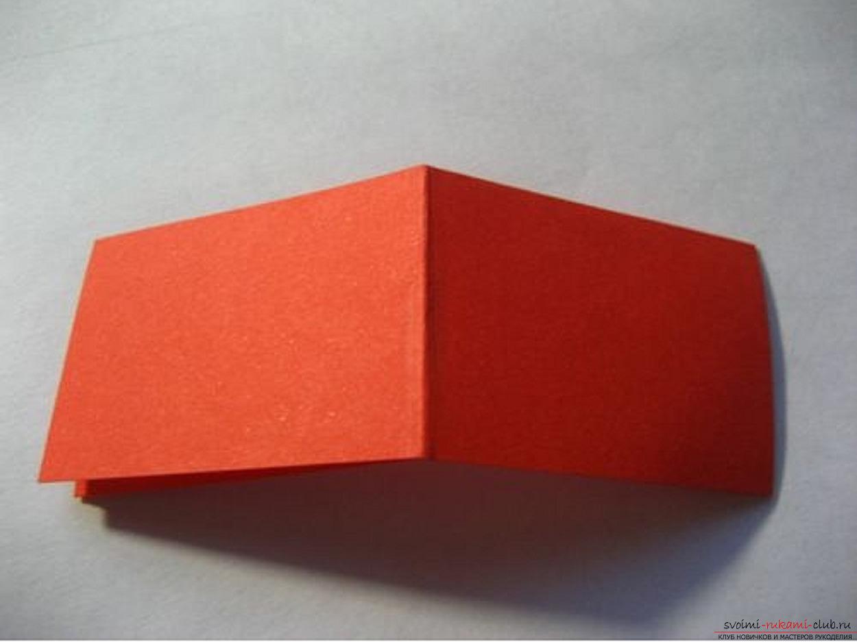 модульное оригами ромашка. Фото №27