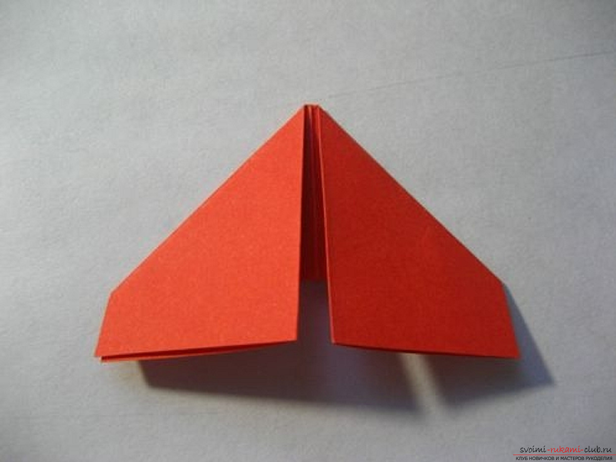 модульное оригами ромашка. Фото №28