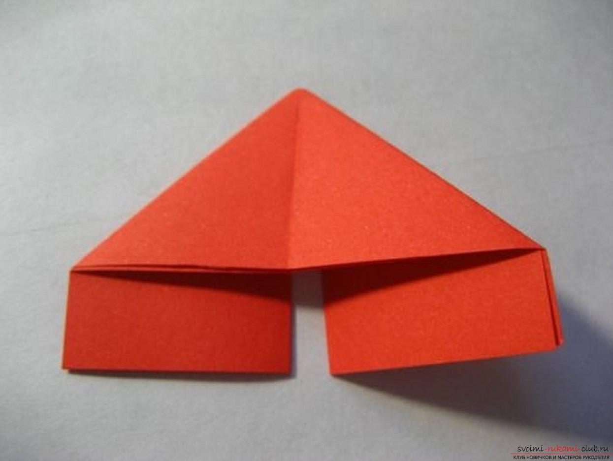 модульное оригами ромашка. Фото №29