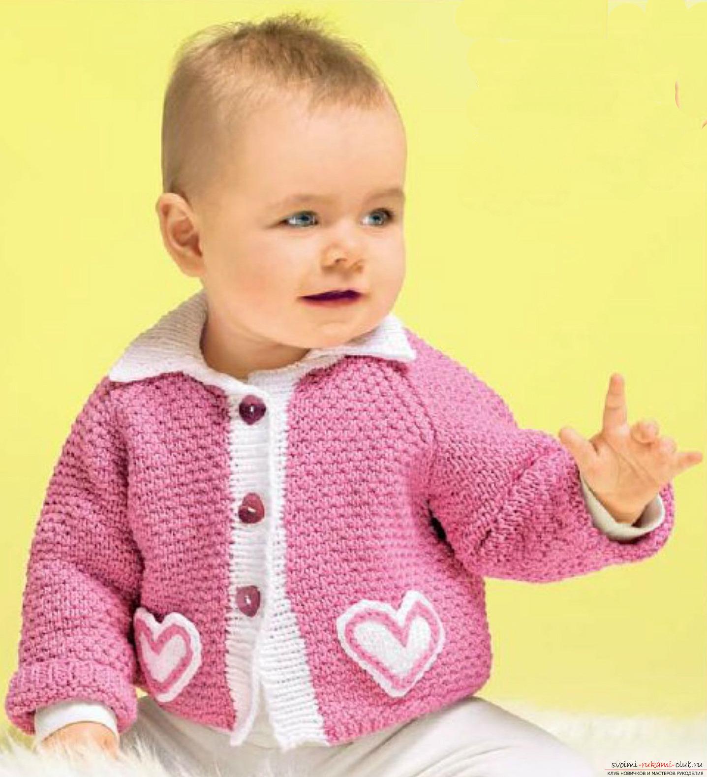 Схемы детского  на 1 годик