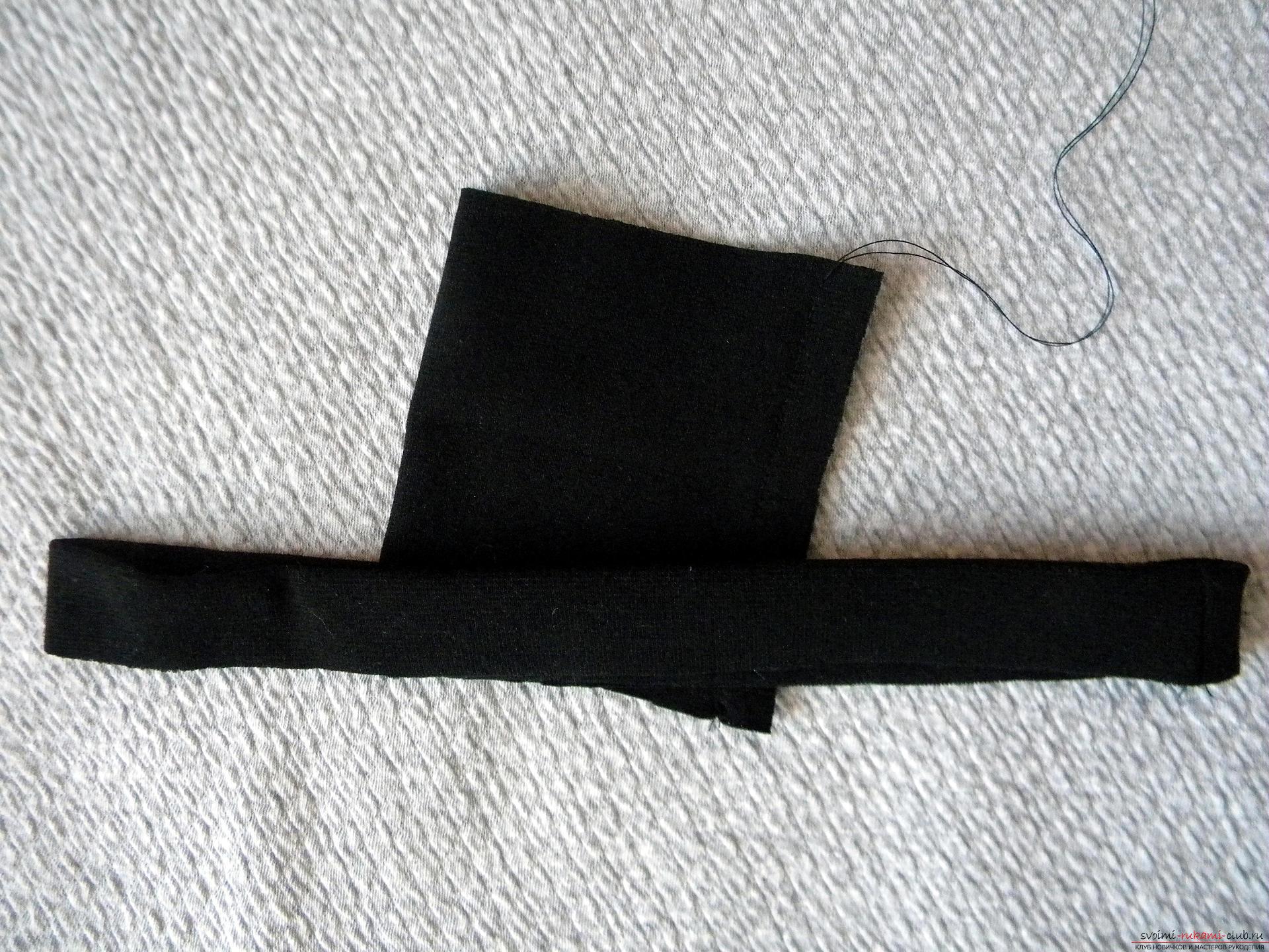 Этот подробный мастер-класс шитья научит как сшить своими руками кофту из трикотажа. Фото №4