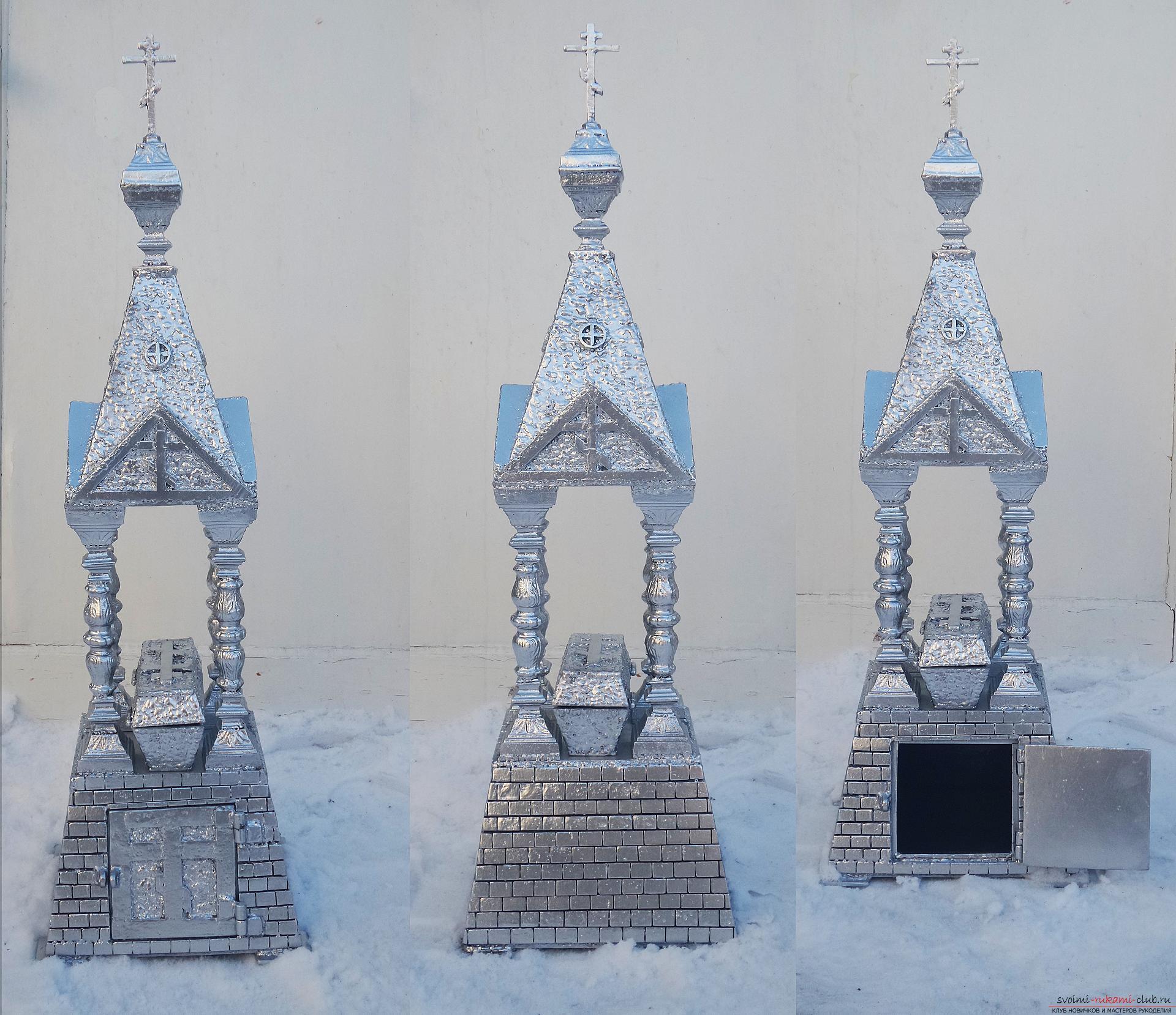 Своими руками храм церковь