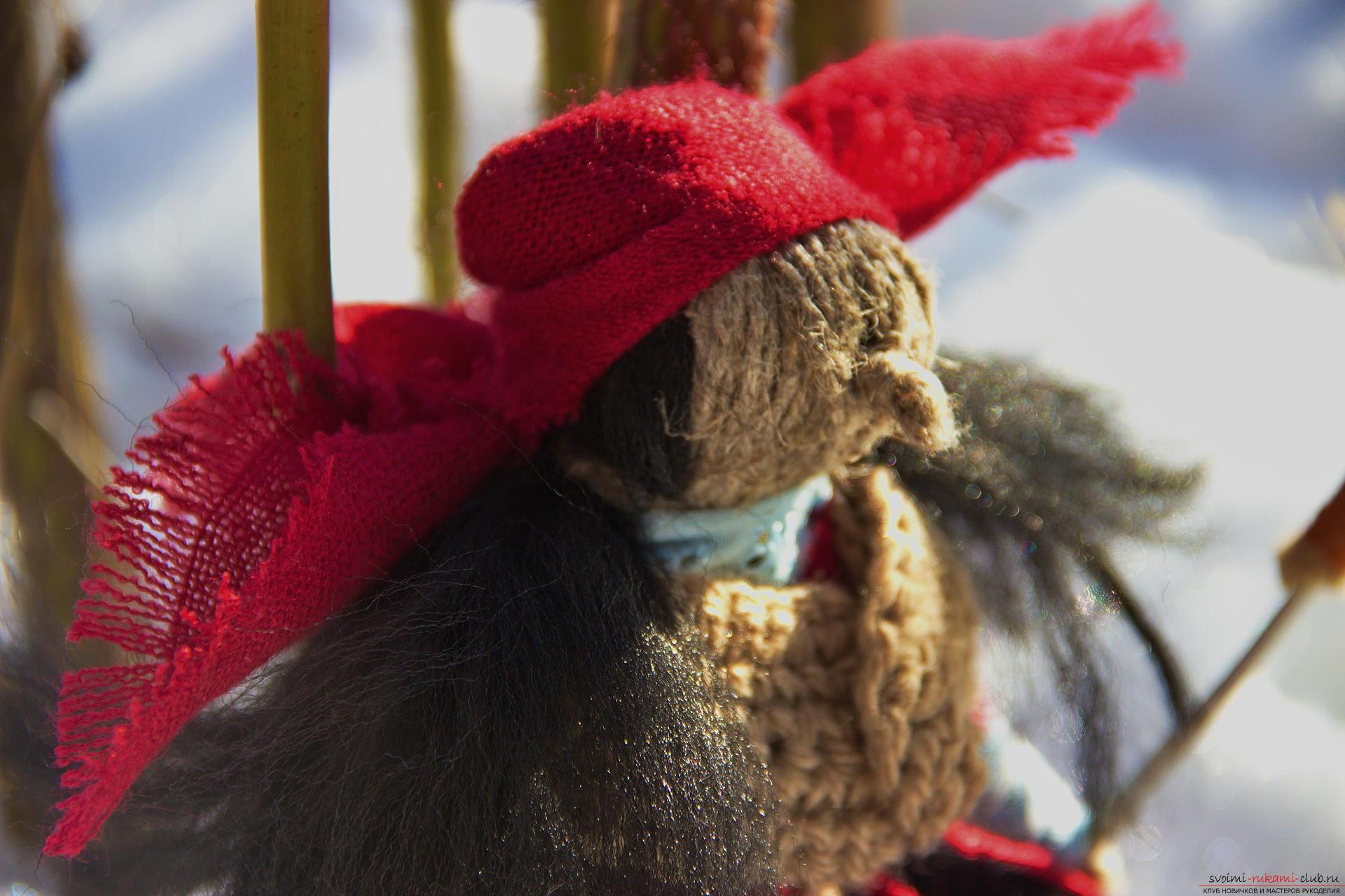 Баба Яга – славянский оберег. Фото №2