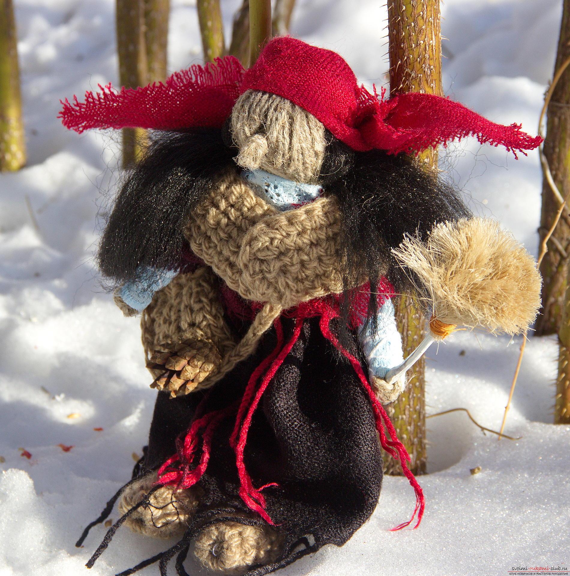 Баба Яга – славянский оберег. Фото №4
