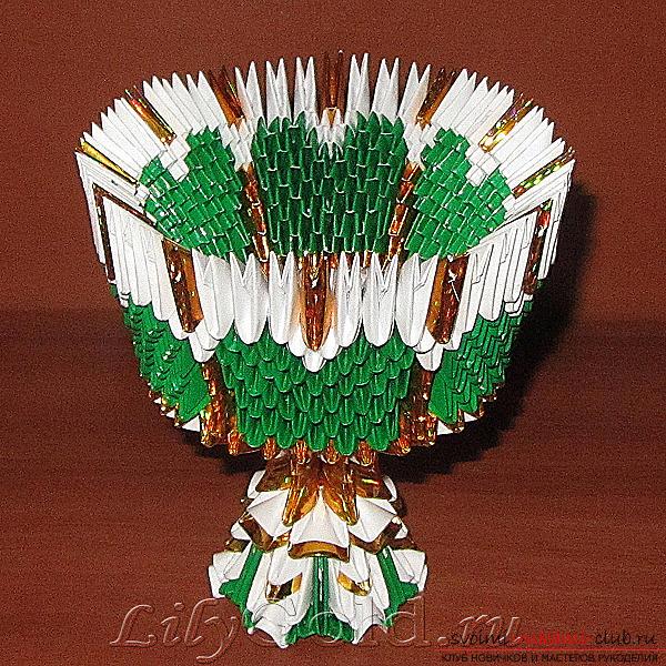 модульное оригами жираф пошаговая инструкция - фото 10