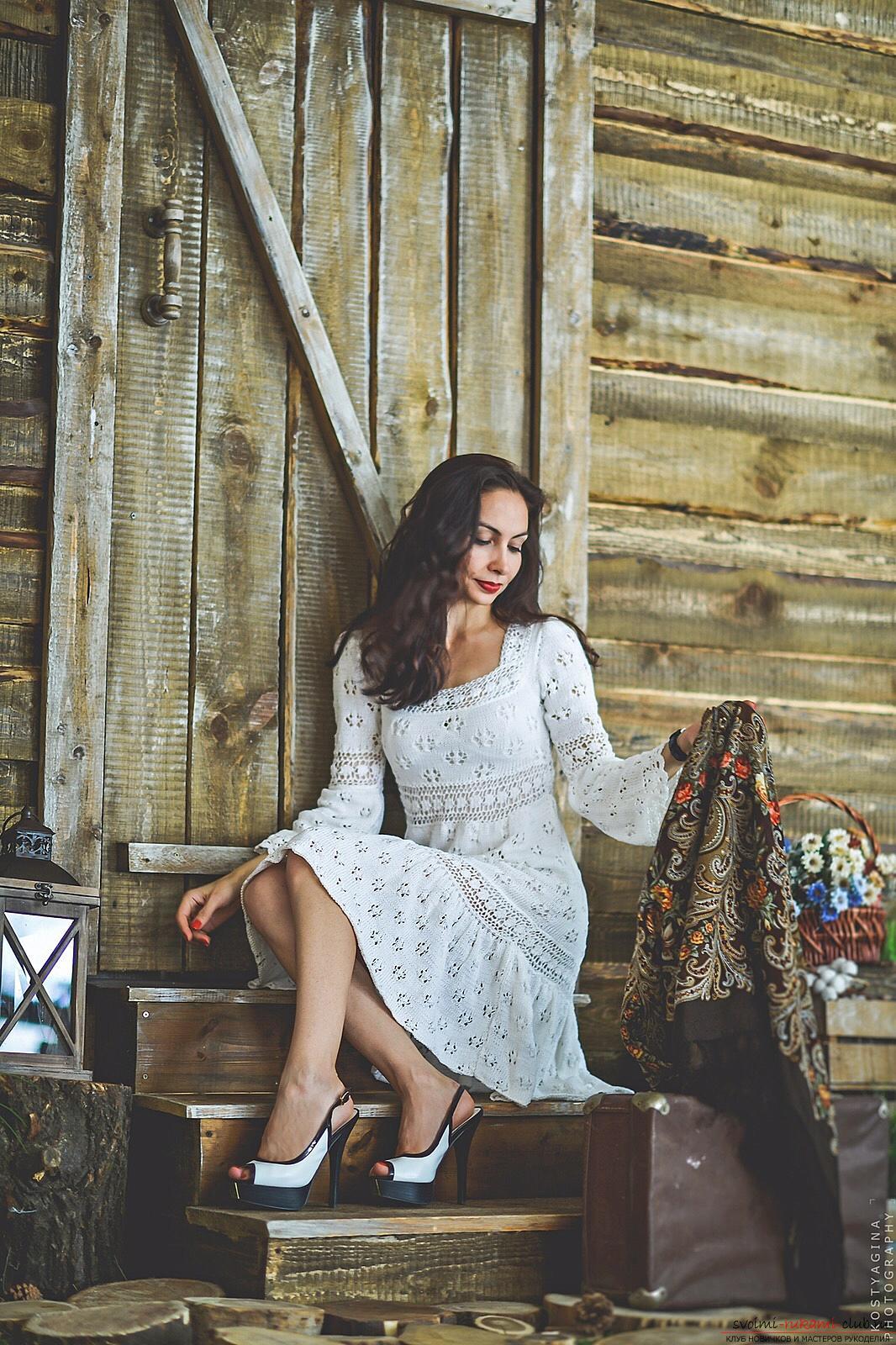 Авторская одежда Пчельниковой Ирины. Фото №1