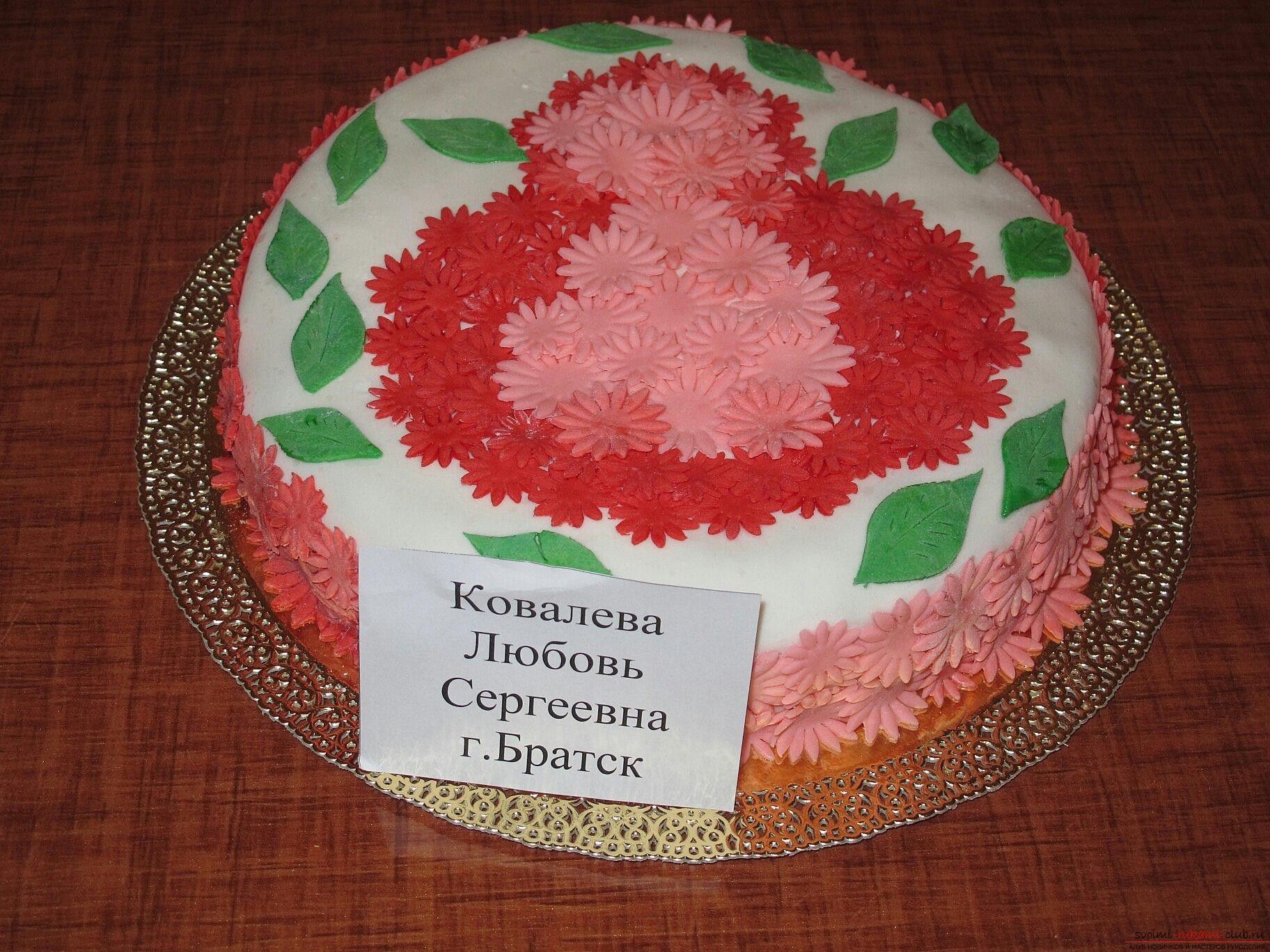 Торт бисквитный все буде смачно фото 8