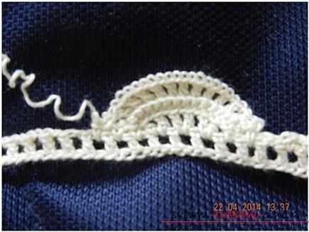 В этом мастер-классе вы узнаете, как своими руками связать юбку крючком, которая пригодится на лето или осень.. Фото №6