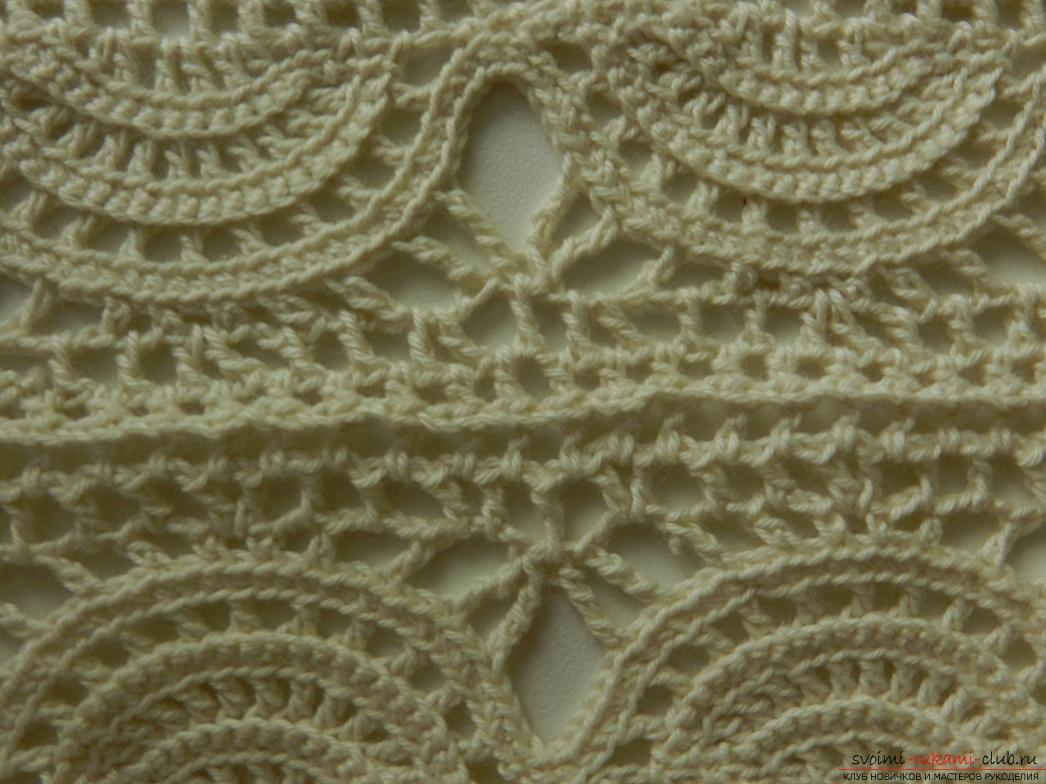 В этом мастер-классе вы узнаете, как своими руками связать юбку крючком, которая пригодится на лето или осень.. Фото №11
