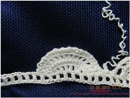 В этом мастер-классе вы узнаете, как своими руками связать юбку крючком, которая пригодится на лето или осень.. Фото №7