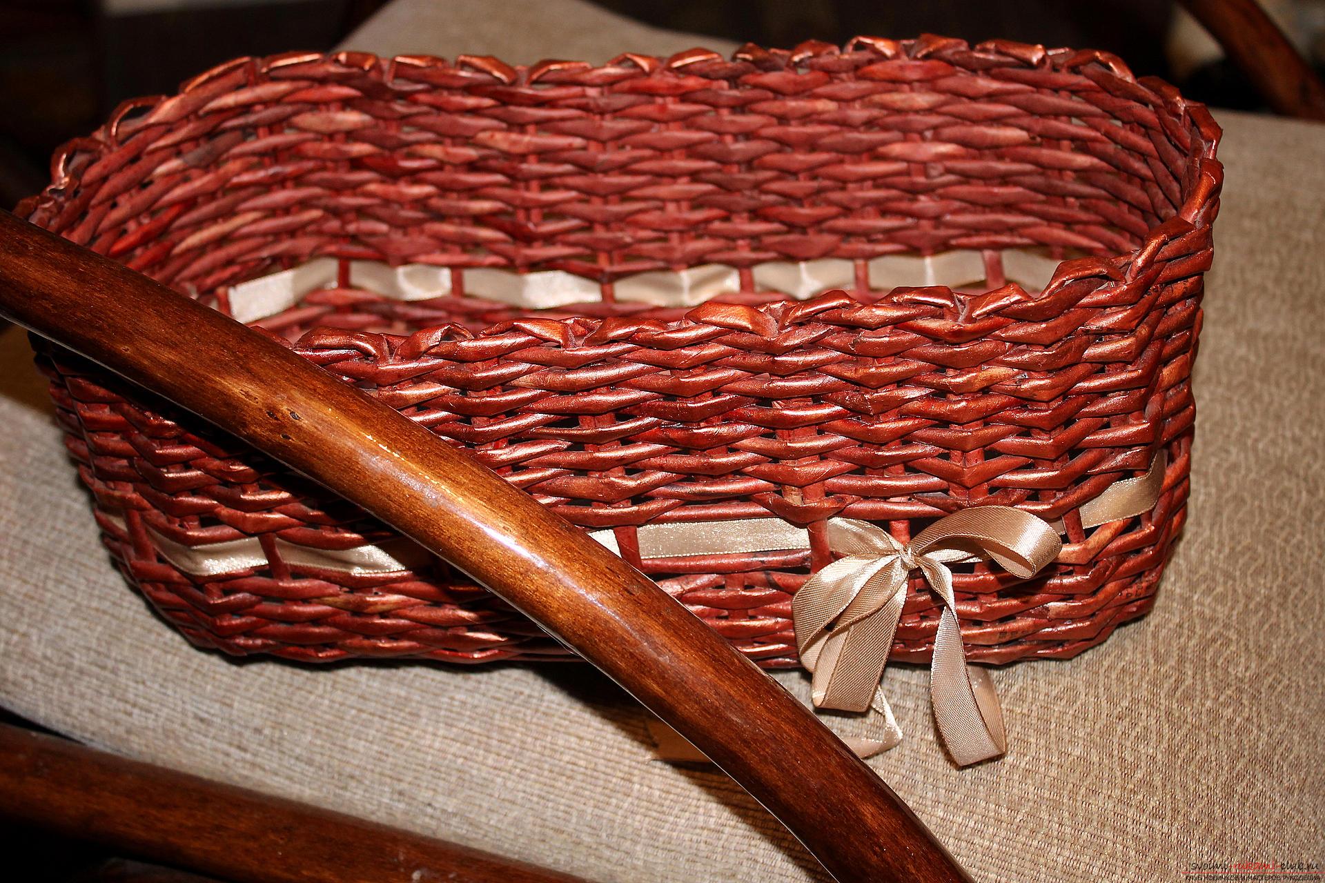 Мастера плетущие корзины