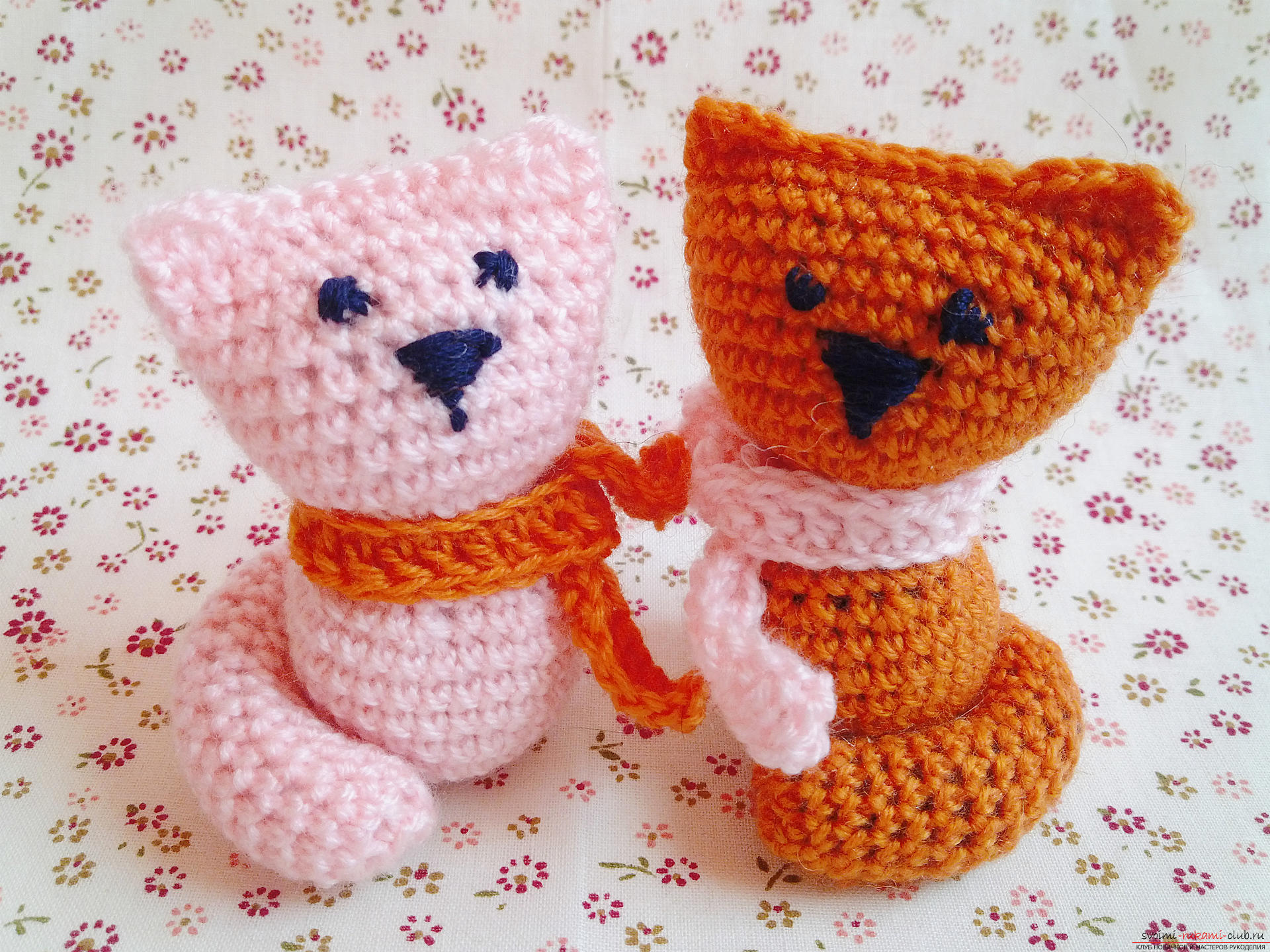 Как сделать своими руками игрушки для котят