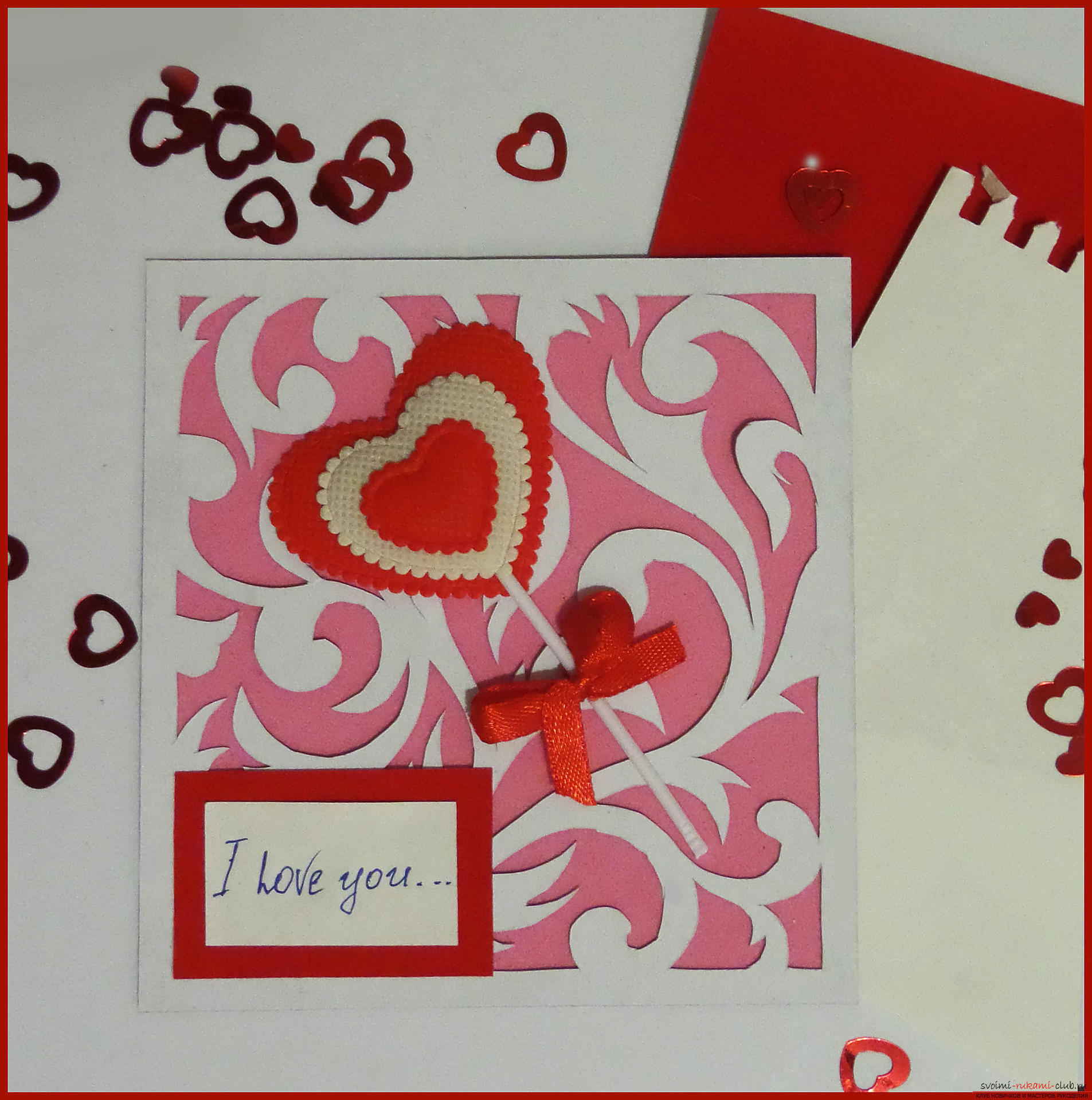 Как сделать красивые открытки с днем рождения
