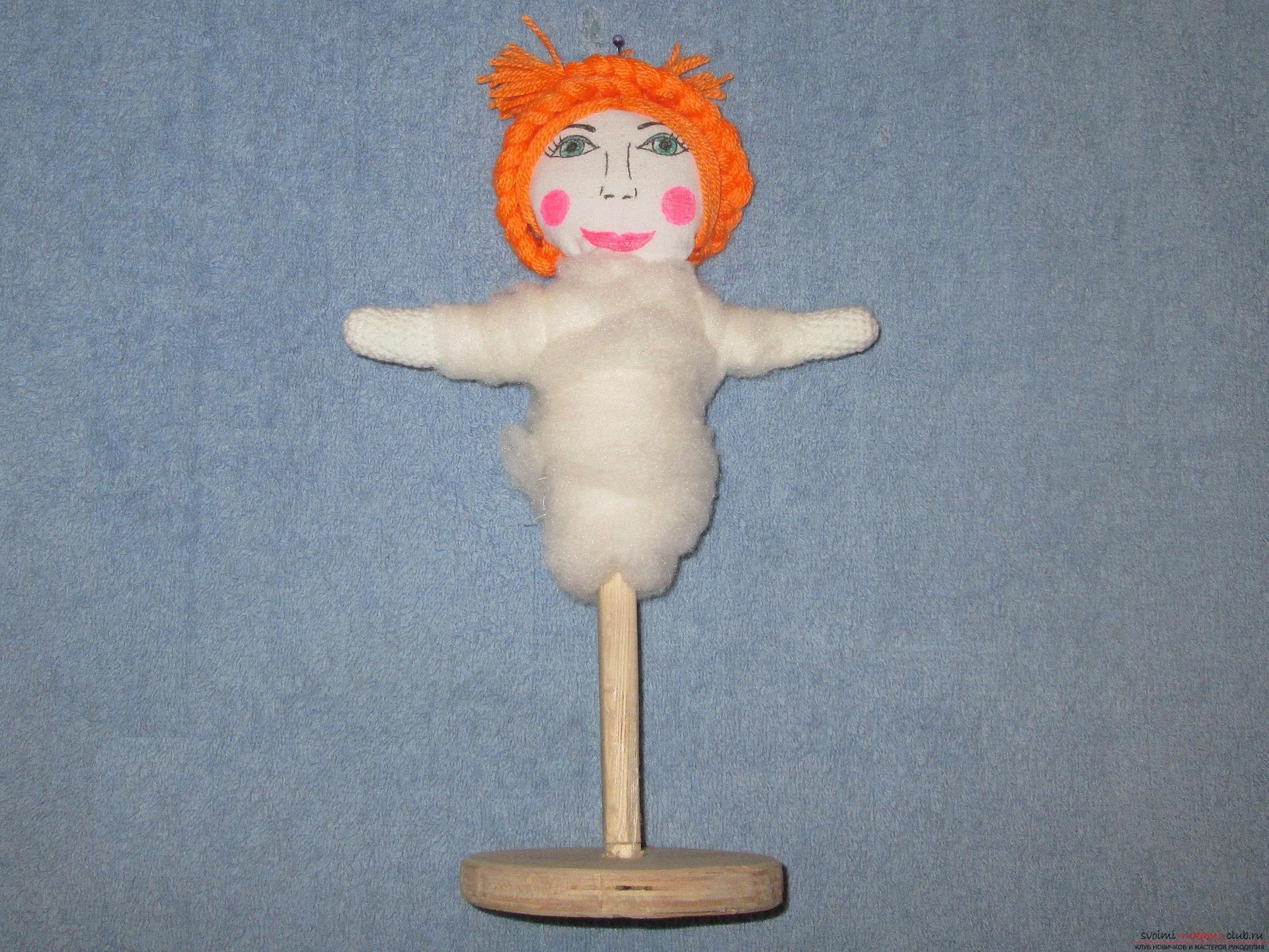 Кукла масленица своими руками как сделать пошагово