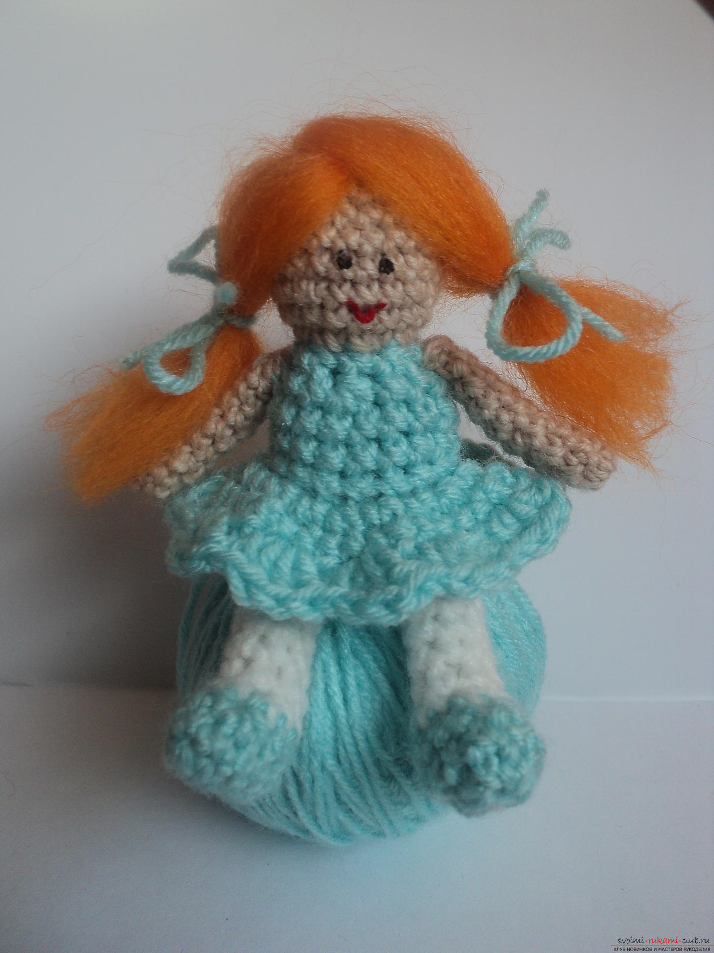 Как связать куклу своими руками фото 226