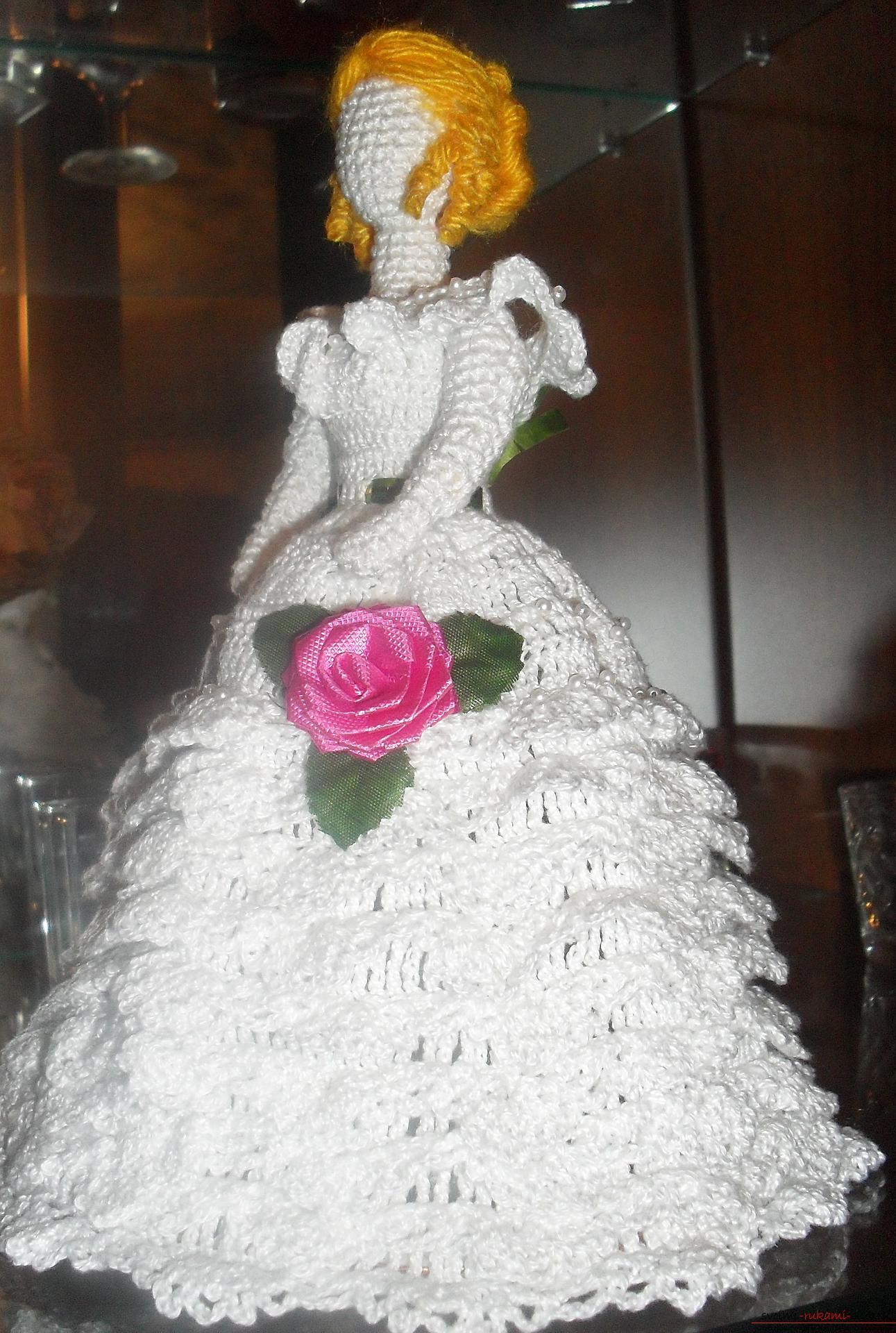 Невеста своими руками легко