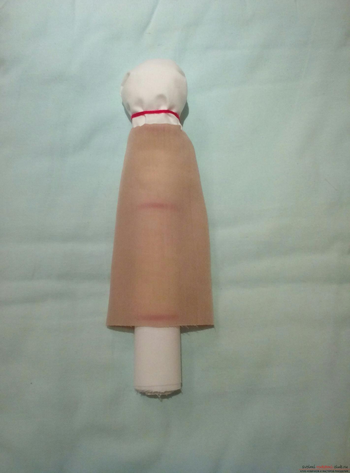 Куклы своими руками легкие способы