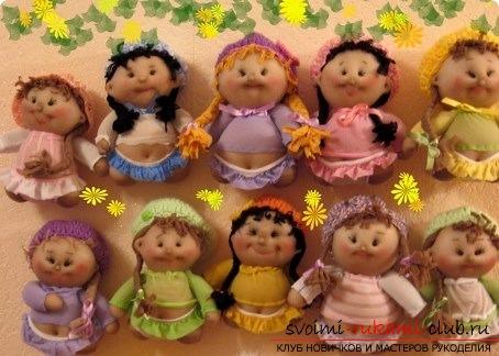куклы нужно брать синтепон