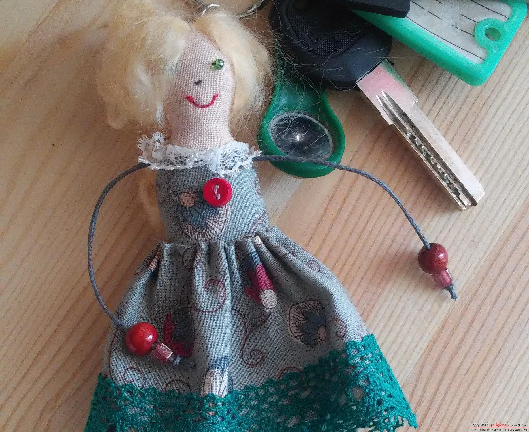 Куклы: мастер-классы для начинающих и профессионалов на