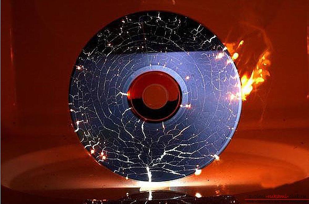 Картинка дисков своими руками