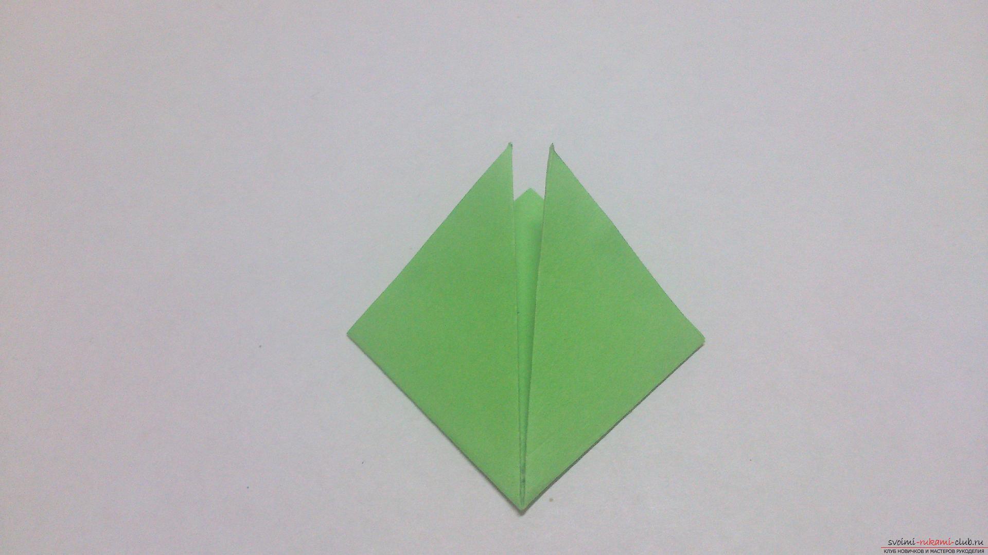Как сделать оригами ракету из бумаги и картона своими 32