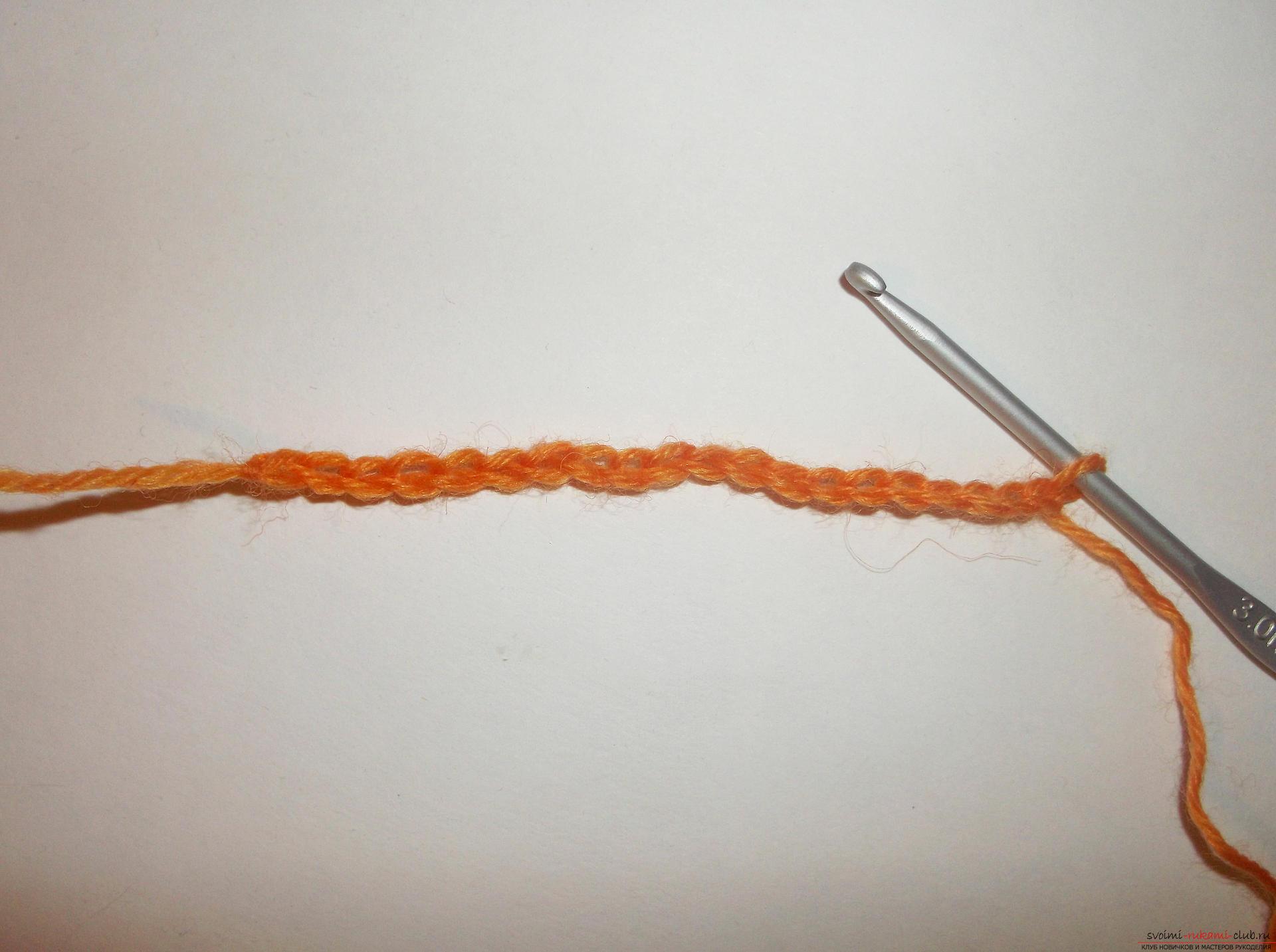 Фото к уроку по вязанию крючком <u>вязание цветка лилиями</u> лилии. Фото №1