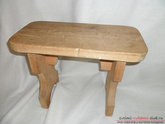 Вот такой стульчик. Фото №2