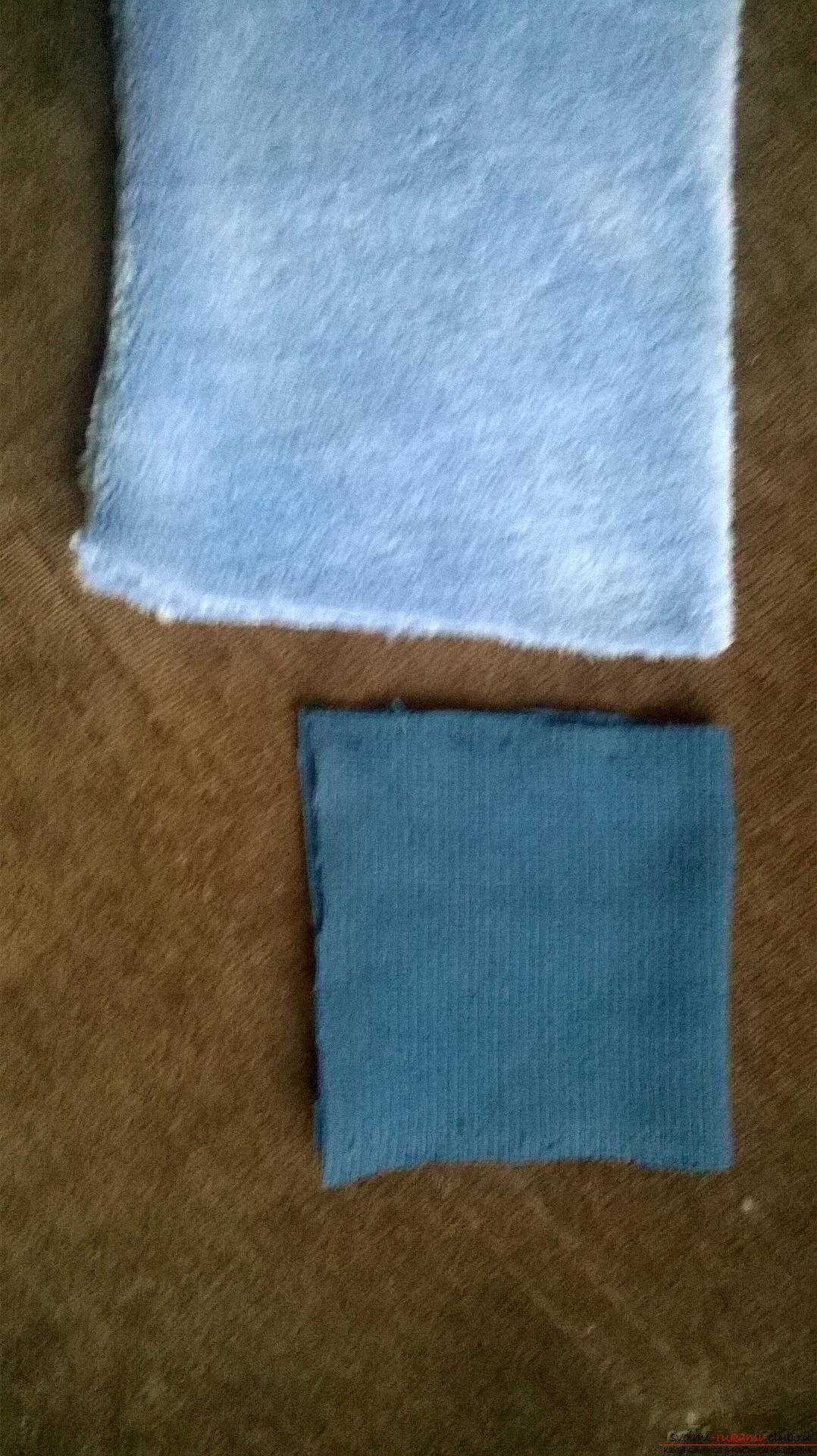 Эта статья рассказывает как сшить теплые и удобные штаны для мальчика на резинке. Фото №4