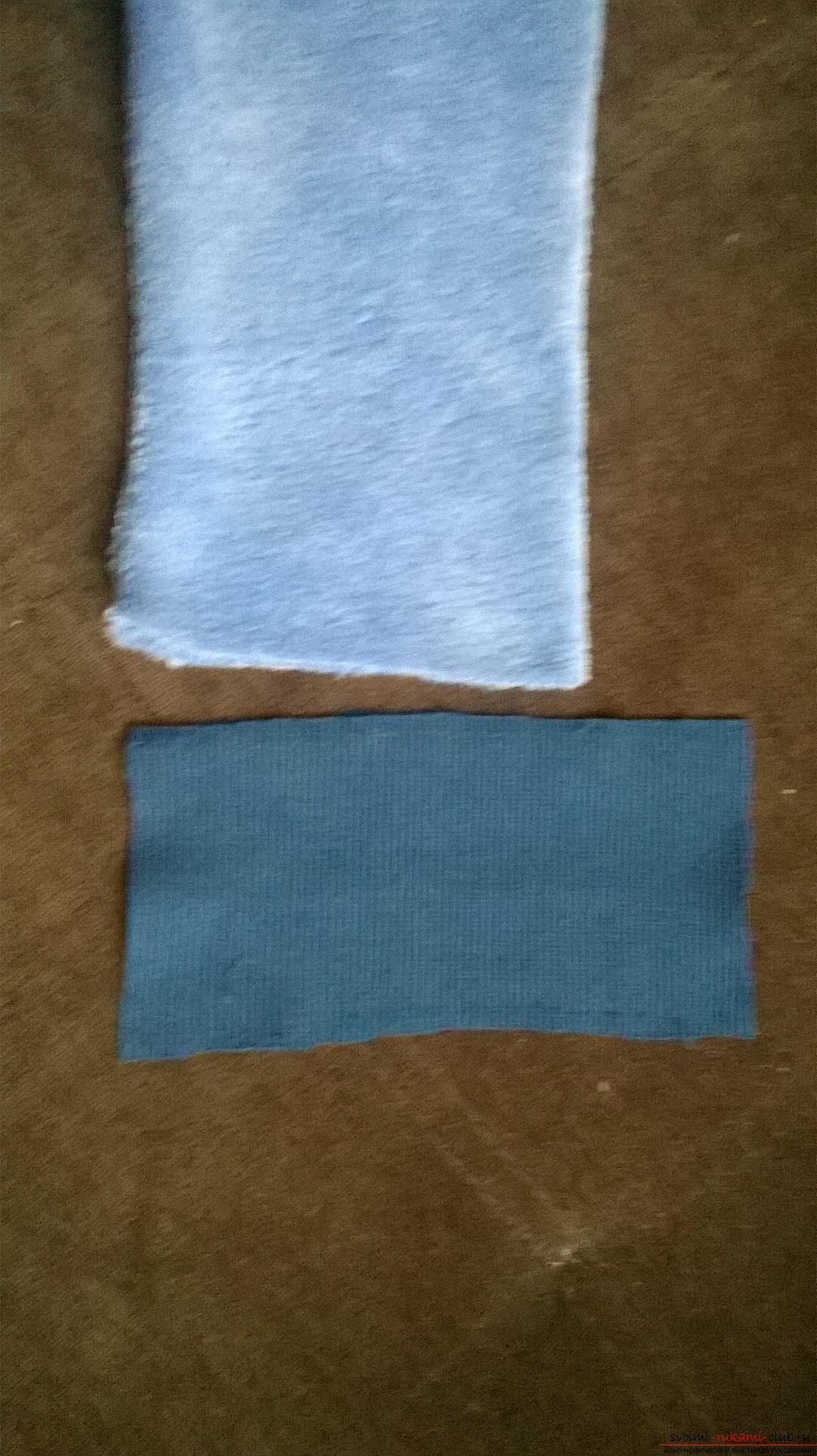 Эта статья рассказывает как сшить теплые и удобные штаны для мальчика на резинке. Фото №3