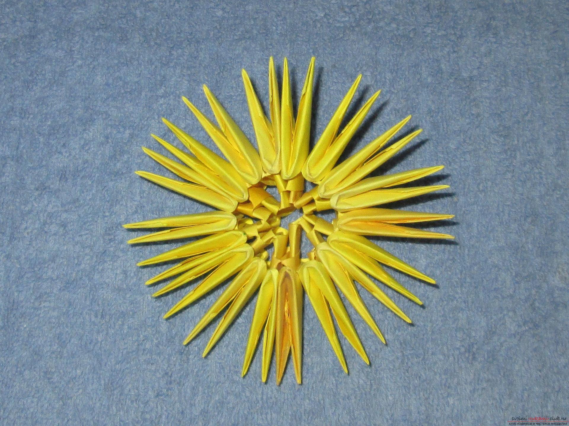Как сделать ананас из бумаги на бумаге