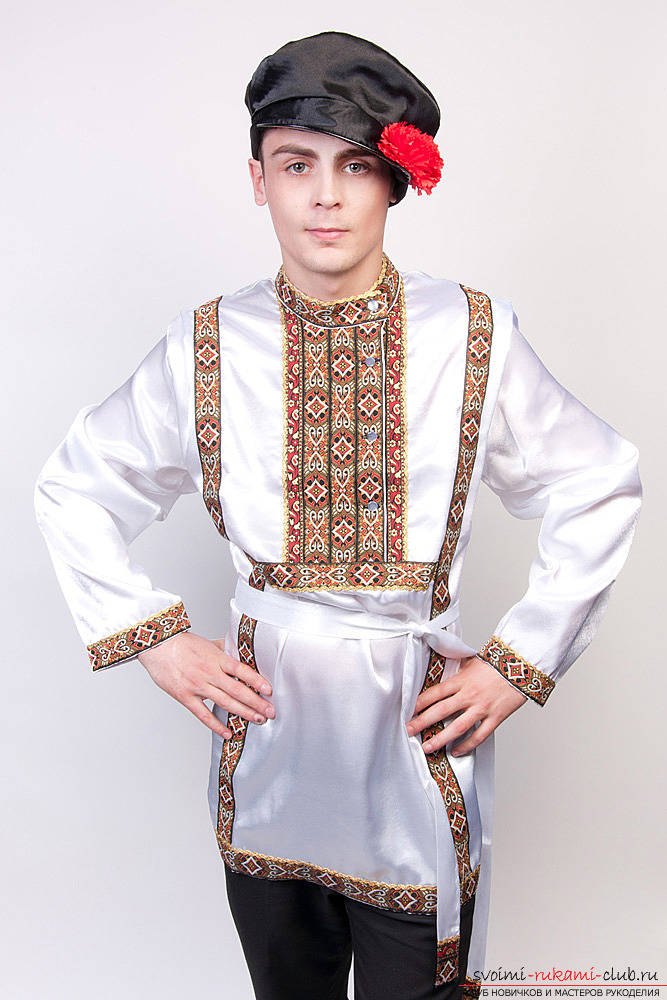 Костюм в русском стиле своими руками фото 437