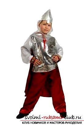 Фото костюма мальвины своими руками