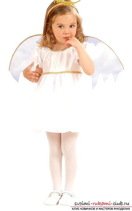 Как сделать крылышки для феи своими руками