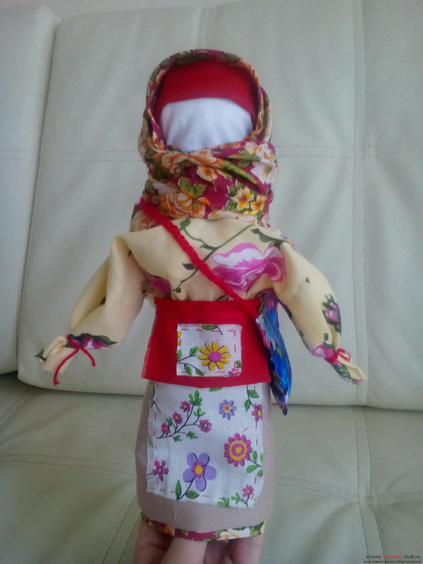Куклы-обереги своими руками — мастер-класс. Славянские куклы-обереги своими руками. Тряпичные куклы-обереги