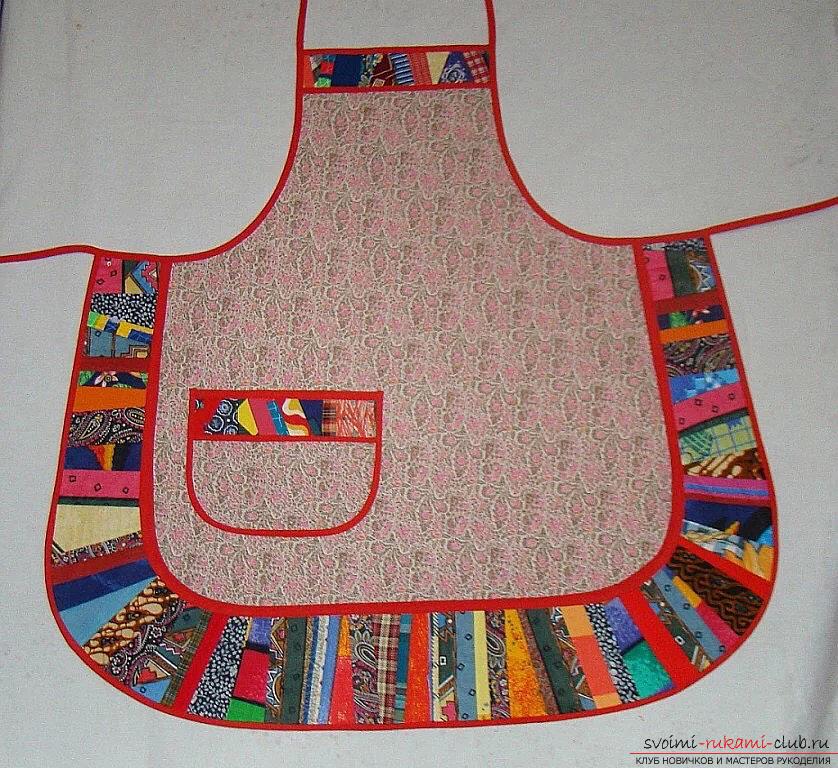 Шитье из лоскутков для кухни
