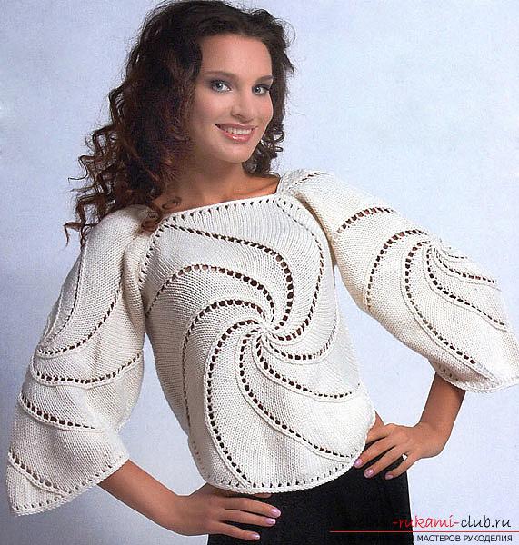 свитер Вихрь. Фото №1