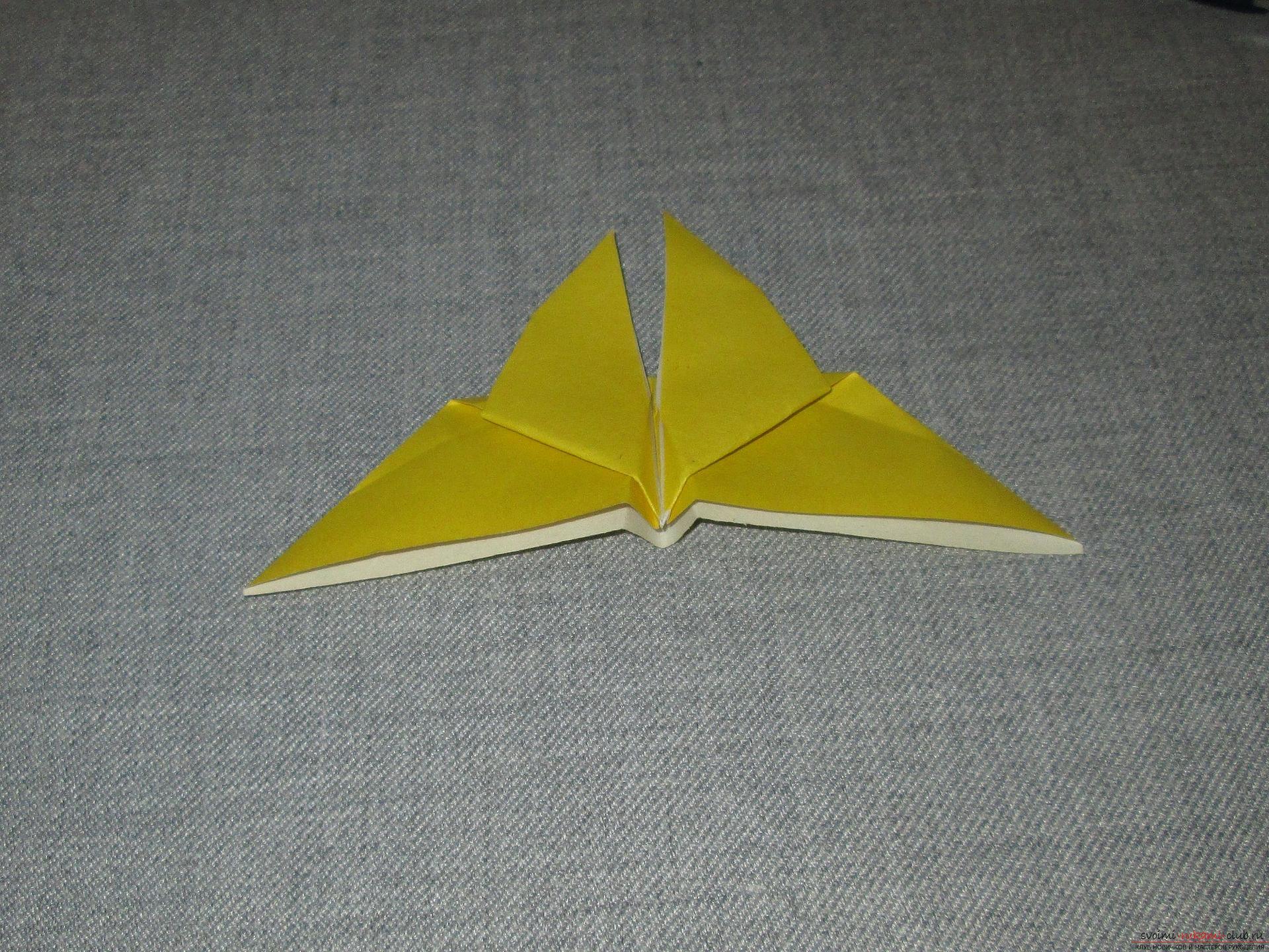 Оригами для детей из бумаги: простые схемы для работы origami 24