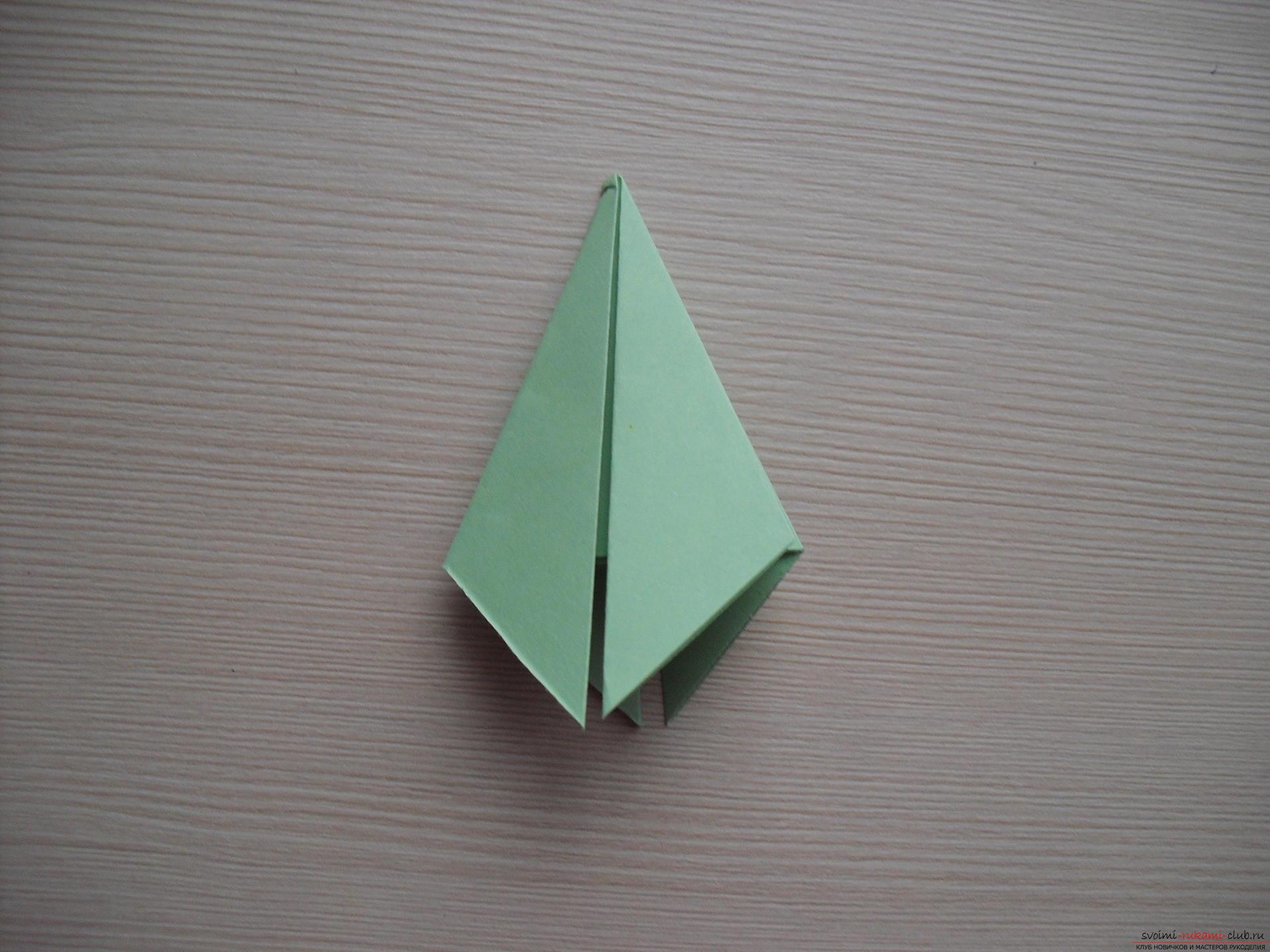 Оригами своими руками мастер класс фото 951