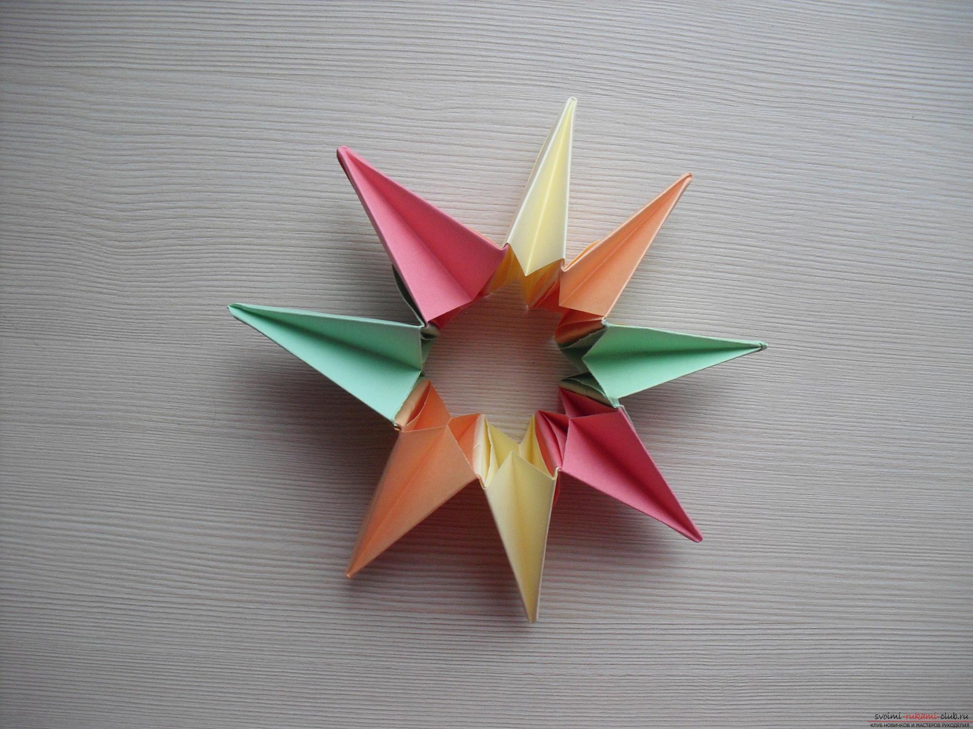 Искусство оригами - поделки из бумаги / КлуКлу. Рукоделие 11
