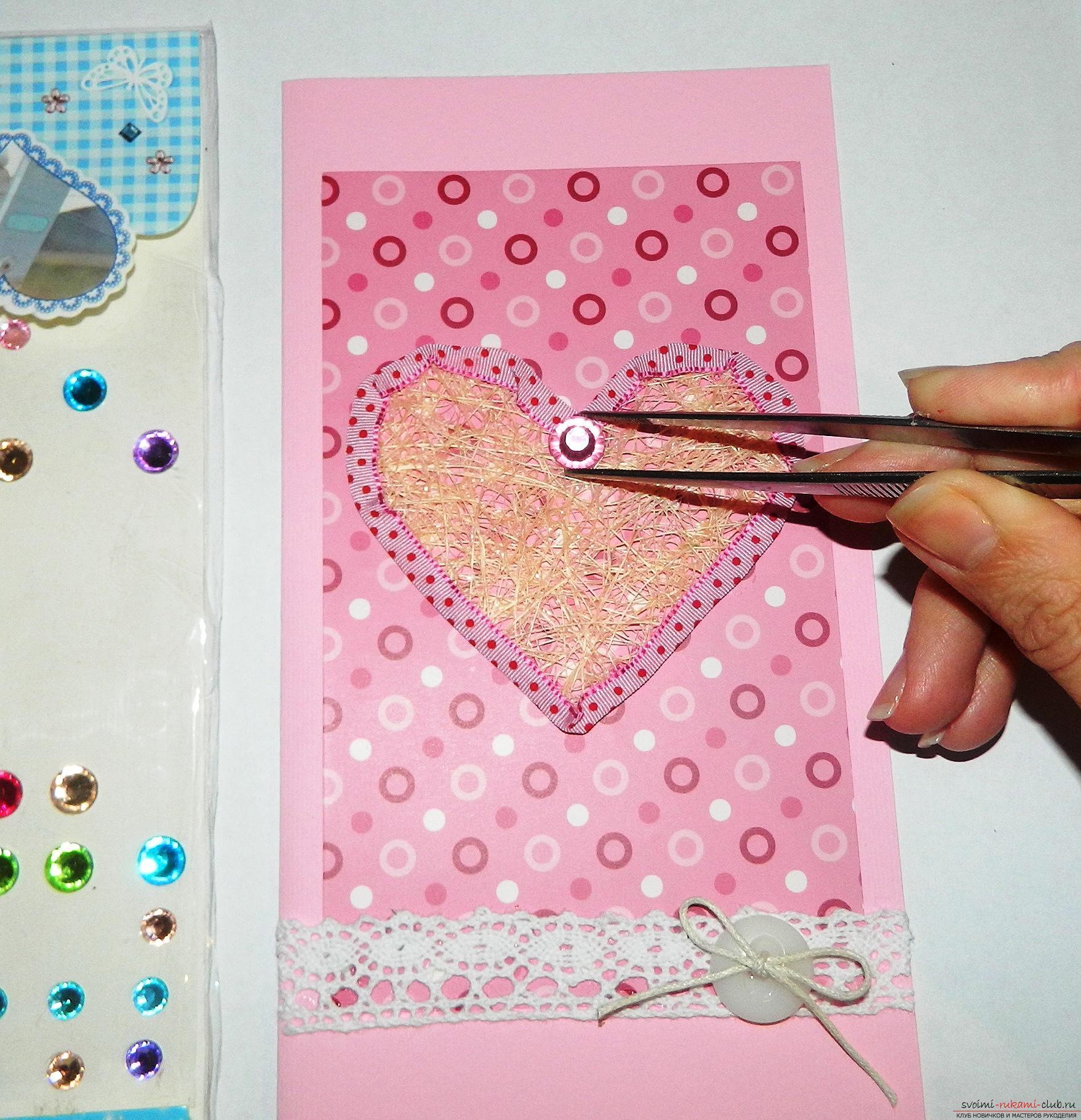 замечали как сделать открытку маме на день рождения своими руками из бисера требуют