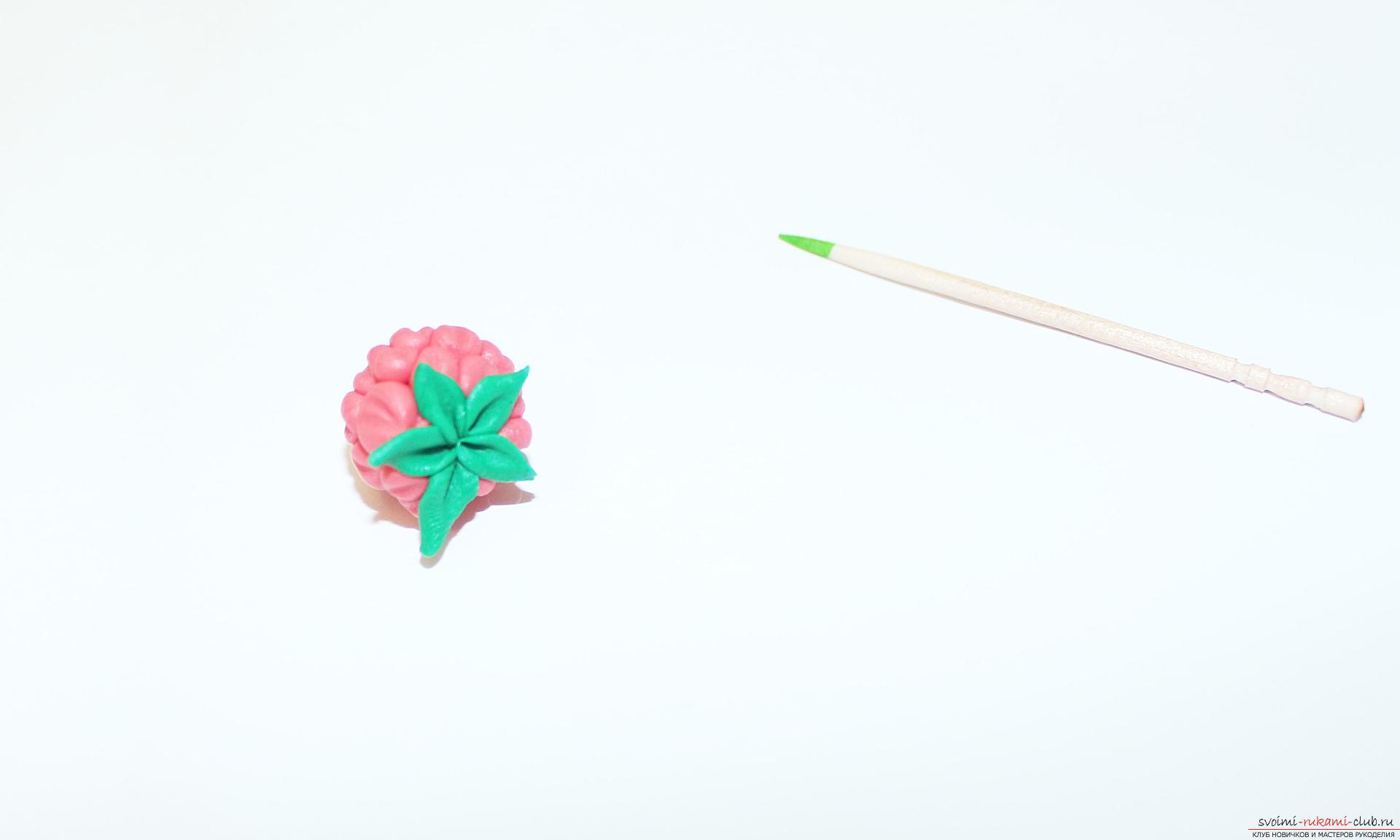 Цветы из полимерной глины пошагово с