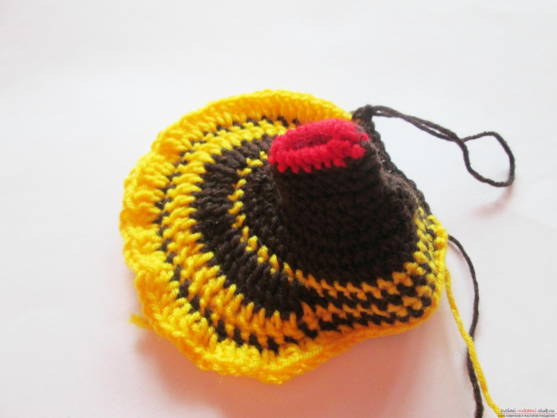 Вязание крючком поделок фото