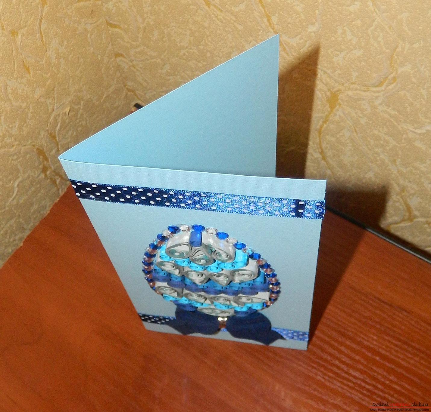 Пасхальные открытки своими руками. Открытки с Пасхой своими 97