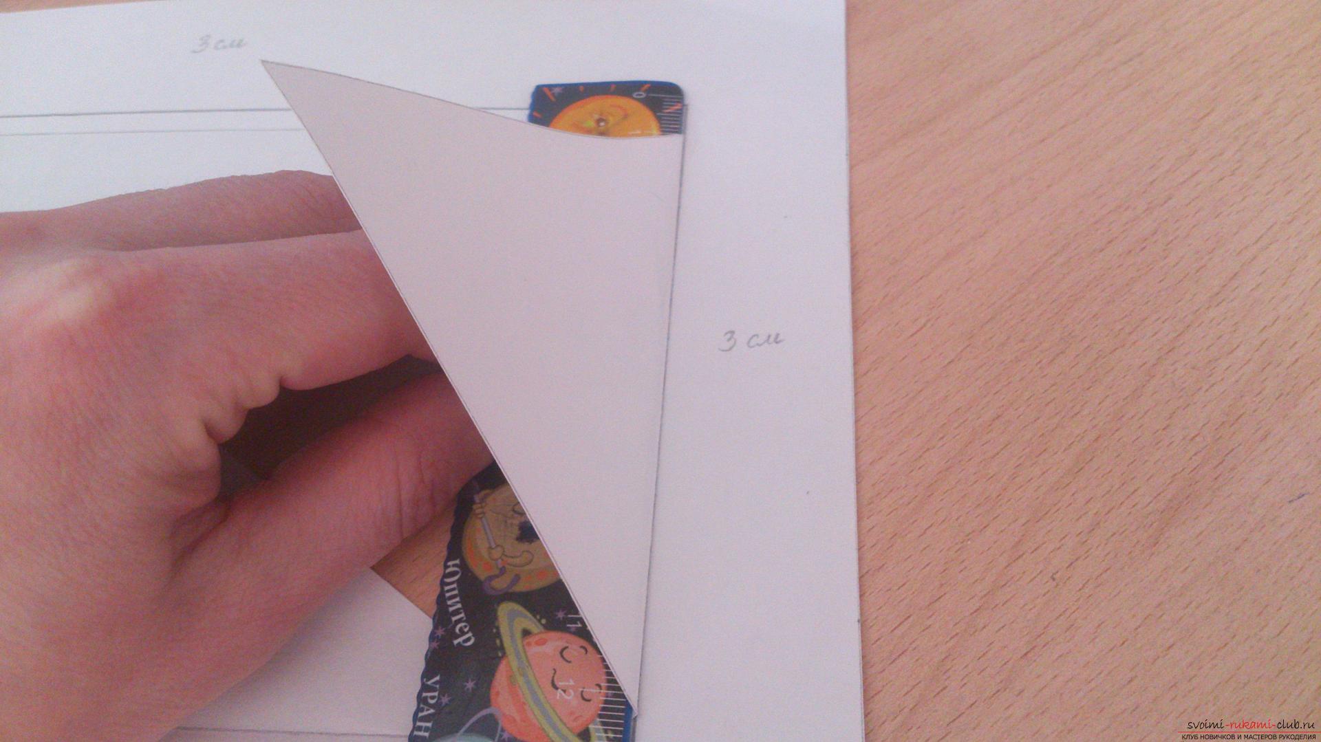 Как сделать паспарту для рисунка своими руками 203