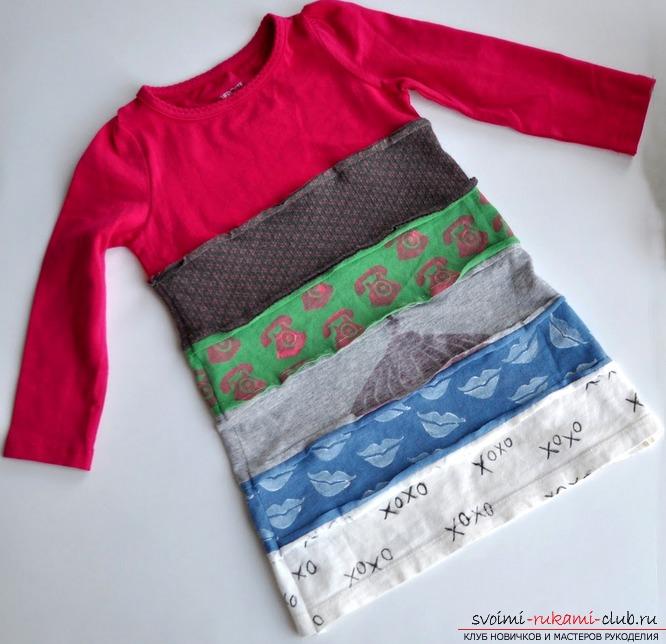 Детская одежда на девочку до года своими руками