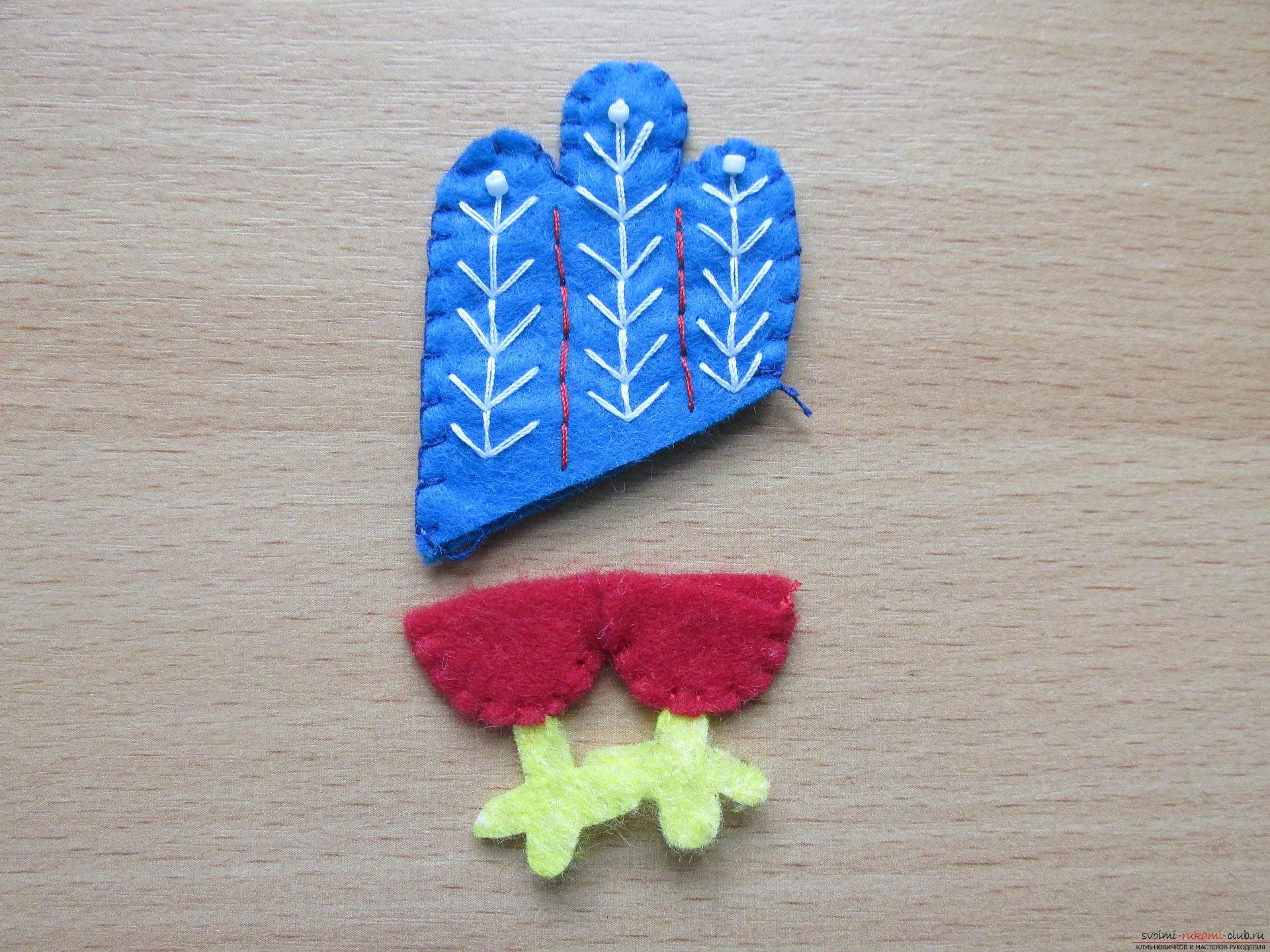 схема вязание шарфа-снуда из шишечек и лепестков